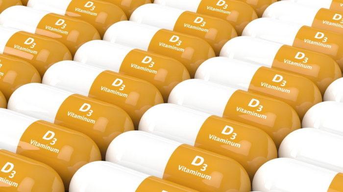 Niedobór witaminy D przyczynia się do epidemii otyłości